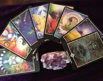 Tarot and Oracle Card Email Reading