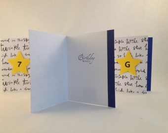 Birthday Card for Kids, Children's Birthday Card