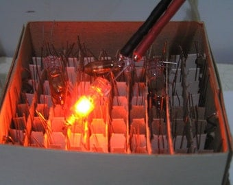 100 pcs/lot NIXIE BULBS