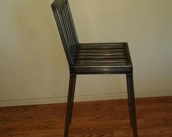 Custom Steel Chair