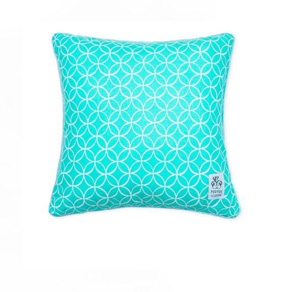 Https Www Etsy Com Listing 275545560 Teal Decorative Pillow Home Decor