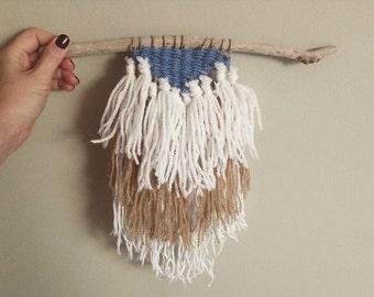 Weaving XX BLUE