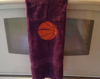 Embroidered Hand Towel and Wash Cloth