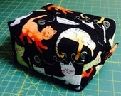 Cats Pouch, Makeup Pouch, Toiletry Bag, Utility Bag