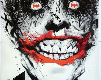Joker A1 Poster
