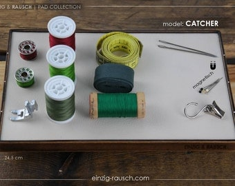 CATCHER | magnetic tray for tools |  by only & Jenn