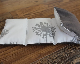 Ankle Rice Bag Heating Pad. Neck Heating pad. Cold Pack. Back pains. Gift for mom-to-be.