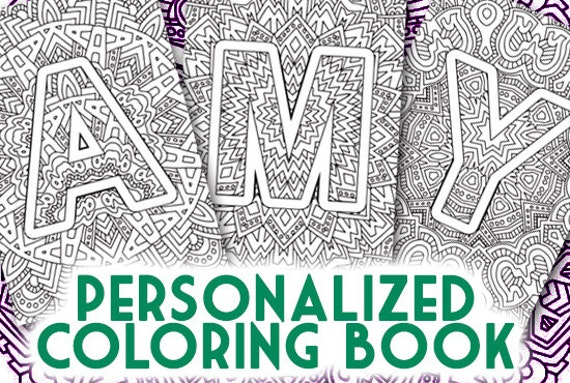 free personalized name coloring pages - photo#20