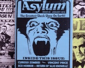 Drive-In Asylum, Issue 2, January 2016