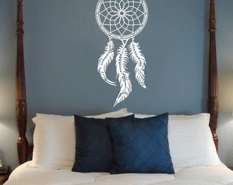 dreamcatcher sticker etsy fr. Black Bedroom Furniture Sets. Home Design Ideas