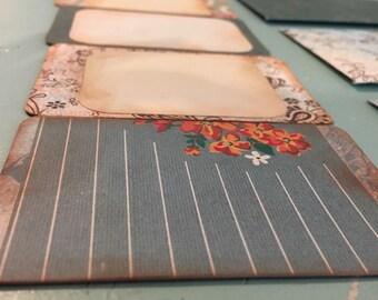 Shabby Chic Notecard Set