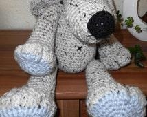 Amigurumi, Soft Toy, ragdoll, animal, toy, stuffed animal, doll, dog, crochet, handwork
