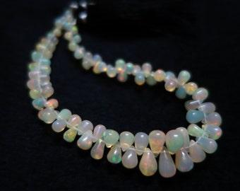 Ethiopian Opal Smooth  Drops