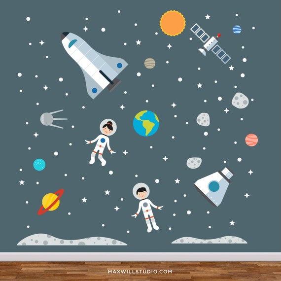 outer space wall sticker outer space outer space sticker wholesale outer space wall sticker 3d wall art pvc