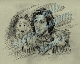 game of thrones portrait