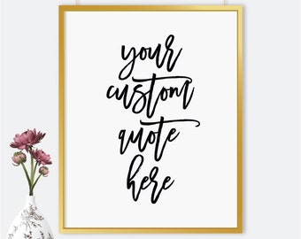 Your Custom quote here #1