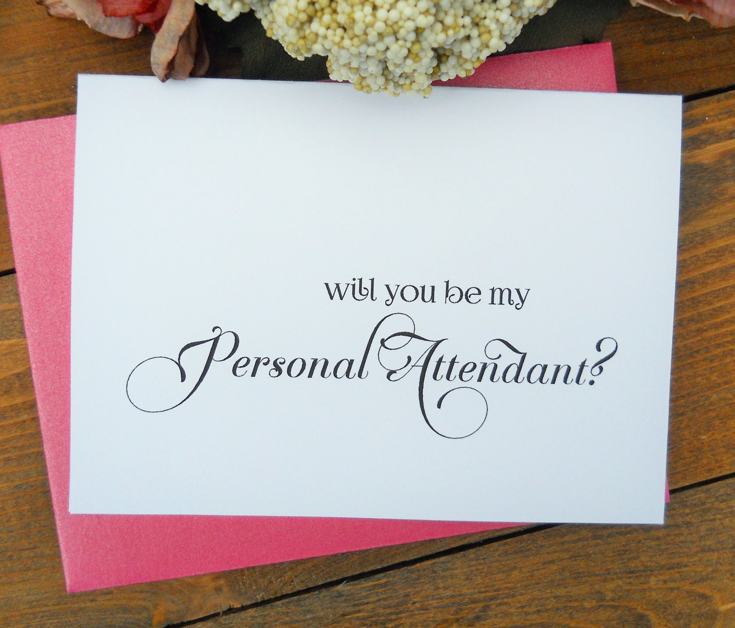 Thank You Gifts Wedding Attendants : Ideas Wedding Attendants Gift Ideas attendant gifts etsy will you be ...