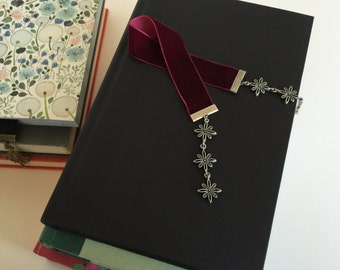 Charmed Ribbon Bookmark