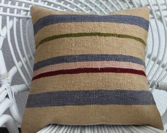 "cream pilow case shabby chic pillowcase turkey floor cushion shabby home decor 16"" x 16"" body pillow cover decor soft woven bench 531"