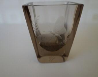 Orrefors 1930's Nils Landberg small vase