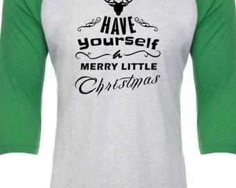 Merry Little Christmas Shirt