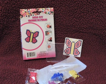 Butterfly bead magnet kit