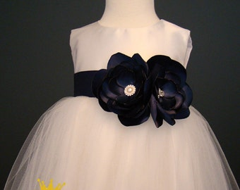 Add on extra flower, flower girl dress, 1st birthday dress, special occasion dress
