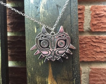 The Legend of Zelda Majoras Mask Necklace