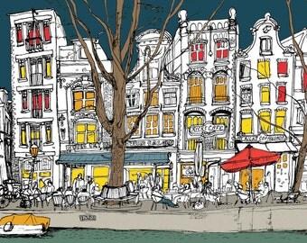 Rick's Cafe Amsterdam