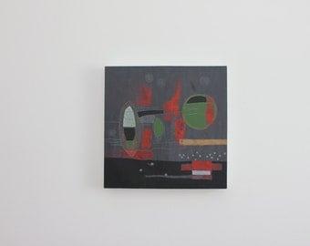 Original acrylic on canvas painting - 'Balance'