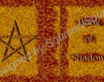 Book of Shadows Cover Book 3
