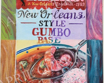 Gumbo of New Orleans