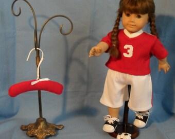 18 Inch American Girl Doll Soccer Uniform