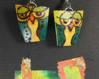Hooty Hoo Earrings #6