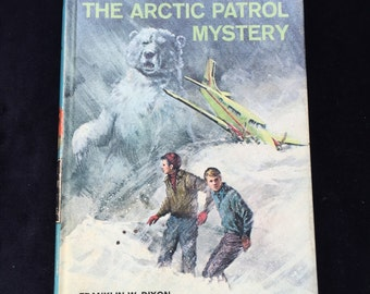 The Hardy Boys Arctic Patrol Mystery