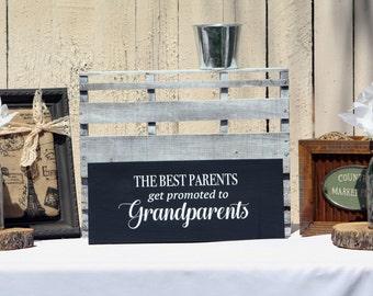 Parent Promotion (GrandParent)