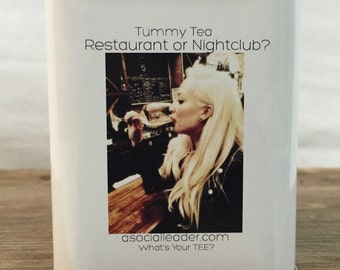 Yummy Tea: Restaurant or Nightclub?
