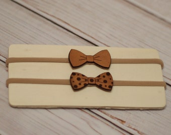 Leather Bow | Choose One