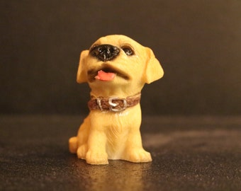 Mini Puppy Figurine #10 - 2""