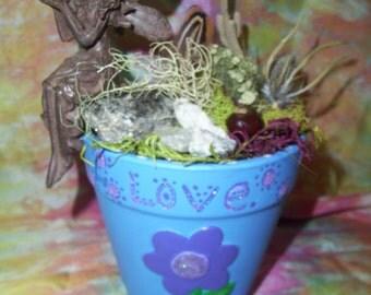Magical Love Fairy Garden