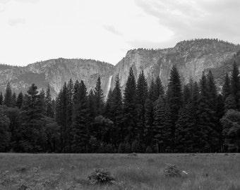 Yosemite Valley DIgital Download