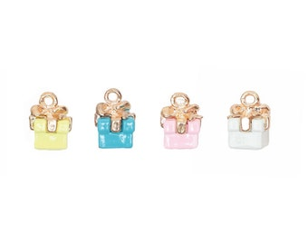 Tiffany Box Charms