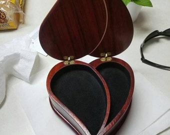 Heart Shaped Jewlery Box