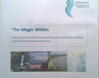 Guided Meditation Relaxation CD