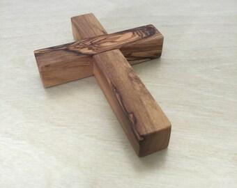Bethlehem Olive Wood Cross