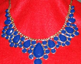 Fashion Bib Necklace