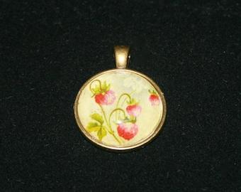 Strawberry Fields Medallion