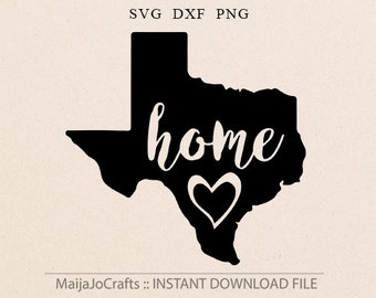 Texas SVG file, State Svg Love Texas Cricut file Silhouette Vinyl Cutting file Vector Files, home state svg, Cricut downloads Cricut designs