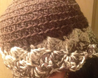 Fisherman's lace hat
