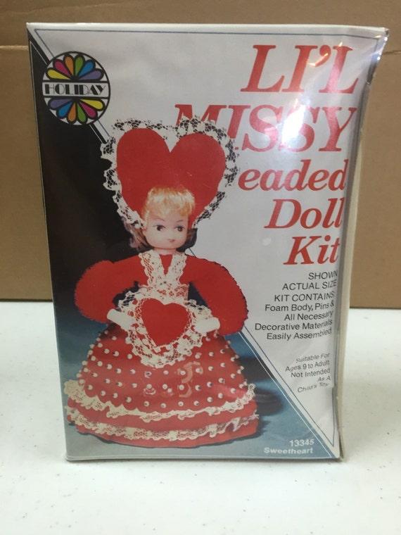l il beaded doll kit sweetheart